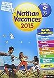 Cahier de vacances  - Tout en un 4e - 3e