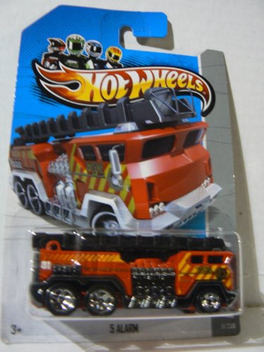 Hot Wheels HW City 5 Alarm - 1