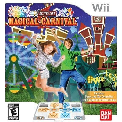 Quality Magical Carnival w/Mat Wii By Namco