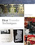 img - for Heat Transfer Techniques (Textile Handbook) book / textbook / text book