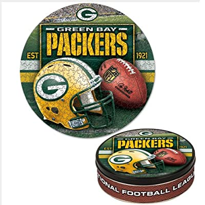 Packers WinCraft NFL Team Puzzle