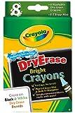 Crayola Llc Formerly Binney & Smith BIN985200 Crayola Dry Erase Crayons 8 Count