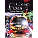 "Dream Pinball 3D - Premium Edition (DVD-ROM)von ""TopWare Entertainment..."""