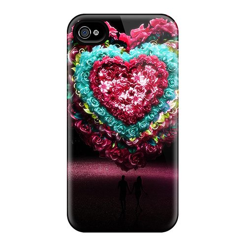 Michaelrjohnson Xjxddru7292Rzmvh Case For Iphone 4/4S With Nice Valentines Day Love Quotes For Him Appearance front-430144