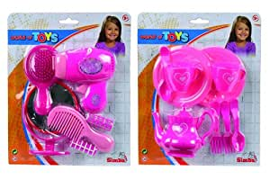 Simba World of Toys Playset for Girls, Multi Color