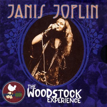 Janis Joplin - Janis Joplin:The Woodstock Experience (2 CD) - Zortam Music