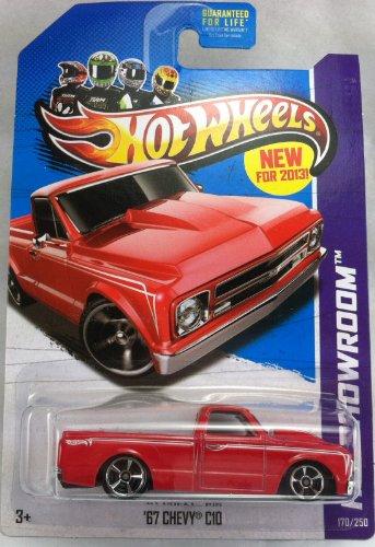 2013 Hot Wheels Hw Showroom - '67 Chevy C10 - 1