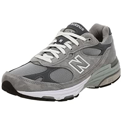 Men's Newbalance Running Sneaker MR993GL Heritage Grey (MENS SIZE 82E, GREY)