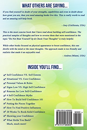 Confidence: How To Unleash Your Power - Self Esteem, Dating, Fear & Anxiety (Shyness, Introvert, Insecurity, Social Anxiety, Influence, Lazy, Procrastination)