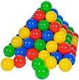 Knorrtoys 56789 - Bälleset - 100 Stück colour