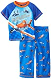 Disney Planes 2 Piece Toddlers Blue Pajama Set, Toddler Sizes 2T-4T