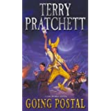 Going Postalby Terry Pratchett
