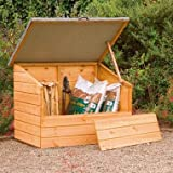 Tongue plus Groove Garden Chest