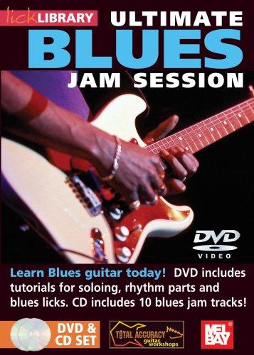 Ultimate Blues Jam Session [DVD] [Region 1] [NTSC]