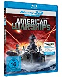 Image de American Warships 3d [Blu-ray] [Import allemand]