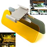 Day and Night Anti-Glare Visor - Stop The Glare Of The Headlights Or Sun