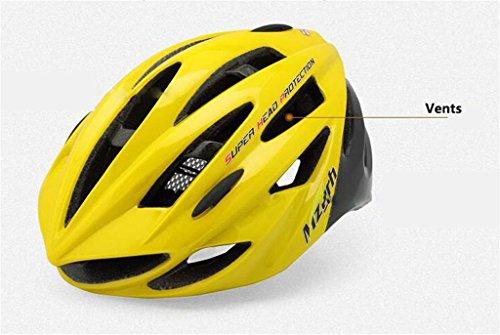 Rainbow flower Bicycle helmet riding helmet mountain bike riding equipment integrally molded