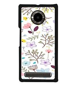 ifasho Designer Phone Back Case Cover YU Yuphoria :: YU Yuphoria YU5010 ( Cross Art )