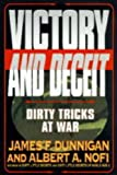 Victory and Deceit: Dirty Tricks at War (0688147623) by Dunnigan, James F.