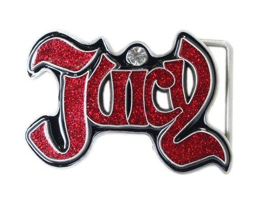Graffiti Expressions Belt Buckle - Juicy