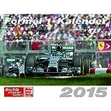 Formel 1-Kalender 2015