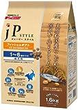 ジェーピースタイル フィッシュ&ポテト 1~6歳までの成犬用 (ドライタイプ)1.6kg