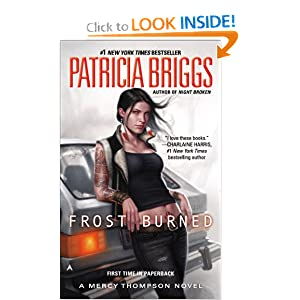 Frost Burned (Mercy Thompson) by Patricia Briggs