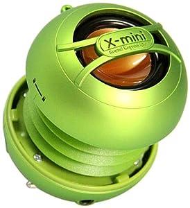X-mini UNO XAM14-GR Mono Capsule Speaker - Green