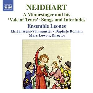 Minnesinger & His Vale of Tears: Songs & Interlude