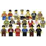 20 Pc Set of Community Figures Family Set