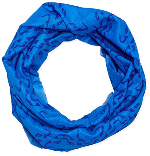 Dynafit, Fazzoletto da collo Logo PRL, Blu (Sparta Blue), Taglia unica