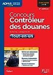 Concours Contr�leur des douanes - Tou...