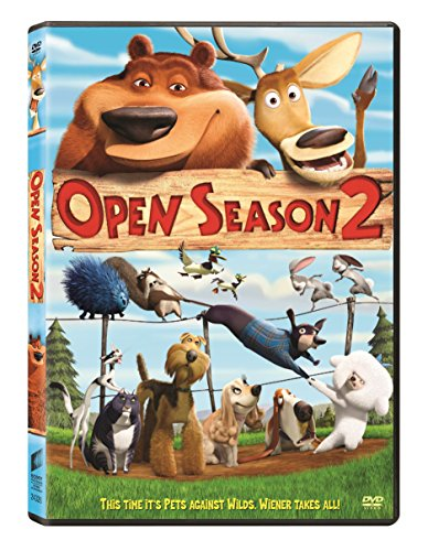 Open Season 2 (Subtitled, Dubbed, Dolby, AC-3, Widescreen)