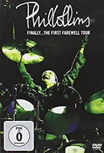 Finally... The First Farewell Tour [2 DVDs]