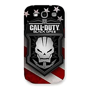 Premium Duty Calling Back Case Cover for Galaxy S3 Neo