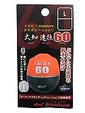 キザクラ(kizakura) 大知モデル 大知遠投60 L 0シブ オレンジ
