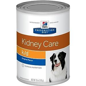 Hill's Prescription Diet k/d Kidney Care Original Canned Dog Food 12/13 oz