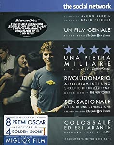 The Social Network (2 Blu-Ray) [Italia] [Blu-ray]