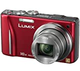 Panasonic Lumix DMC-TZ 20 red, DMC-TZ20EG-R