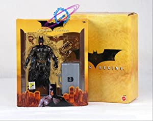 Batman Begins - Comicon Exclusive - Christian Bale - Mint in Original Box - Collectible - (B)