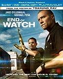 End of Watch (Blu-ray + DVD + Digit