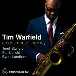 Tim Warfield A Sentimental Journey cover