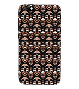 PrintDhaba Pattern D-5398 Back Case Cover for HUAWEI HONOR 4X (Multi-Coloured)