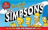 Beste Gr��e von den Simpsons. Simpsons Postkartenbuch