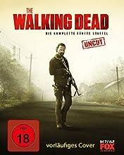 The Walking Dead - Die komplette fünfte Staffel - uncut Steelbook [Blu-ray]