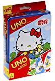 Hello Kitty UNO Card Game in Colorful Collector's Tin