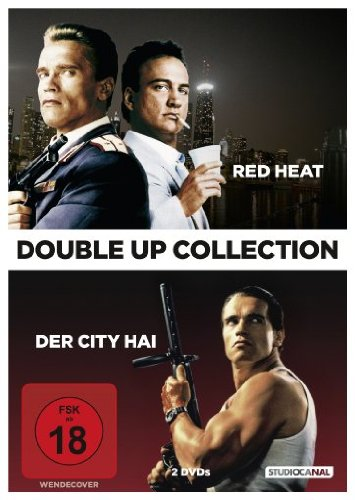 Double Up Collection: Red Heat / Der City Hai [2 DVDs]