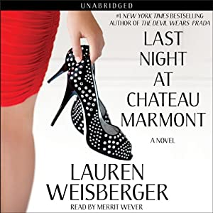 Last Night at Chateau Marmont: A Novel | [Lauren Weisberger]