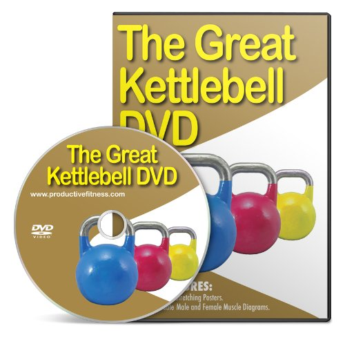 The Great Kettlebell DVD (Kettle Swiss compare prices)