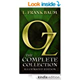Oz: The Complete Collection – All 14 Oz Books on Kindle – $.99!